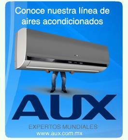 AUX de México - Aires Acondicionados